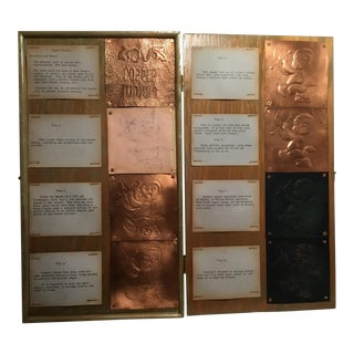 Vintage How Too Copper Tooling Guide
