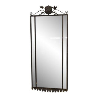 Iron Shield Dressing Mirror