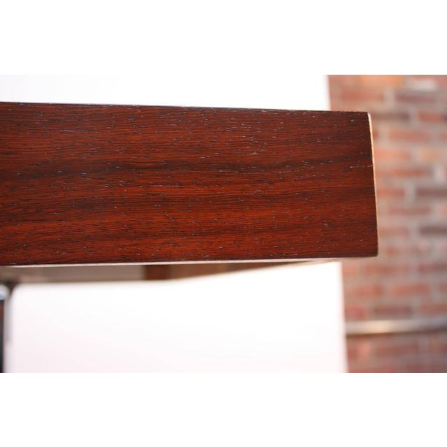 Poul Nørreklit Low Rosewood Extension Table for Georg Petersens - Image 5 of 10
