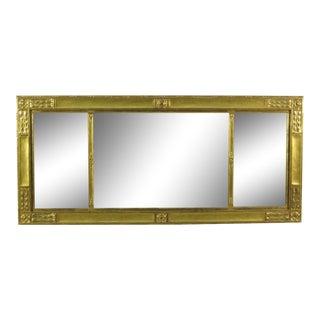 Thulin Art Deco Mantle Mirror