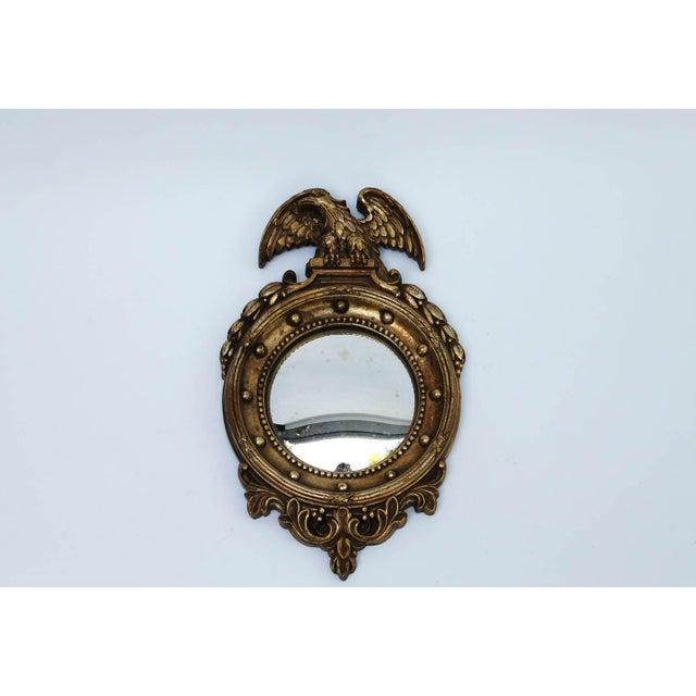 Image of Petite Gold Convex Mirror