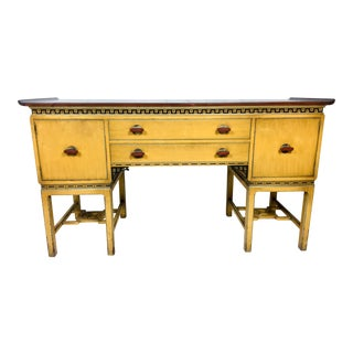 1920s Art Deco Chinoiserie Sideboard