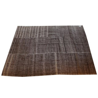 Vintage Turkish Flatweave Textile