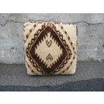 Image of Vintage Moroccan Floor Pillow