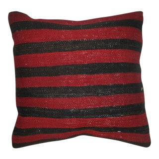 Kilim Striped Pillow