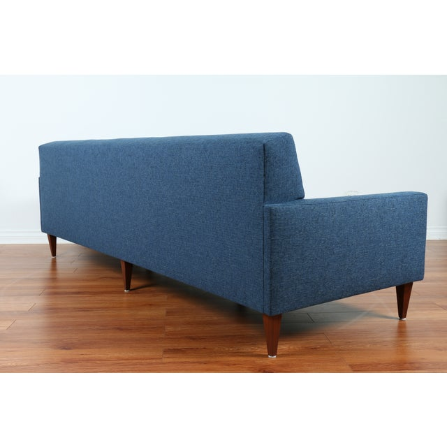 1960's Refinshed And Reupholstered Sofa - Image 7 of 9