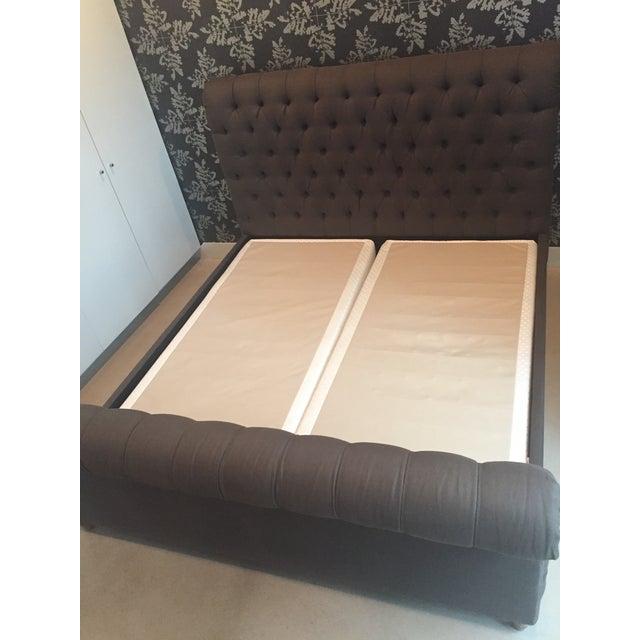 Image of Restoration Hardware King Bed