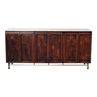 "Bert England forJohnson Furniture Co. ""Forward Trends"" Sideboard"