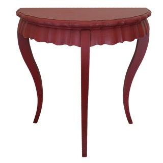 Hooker Furniture Melange Tessa Demilune Console