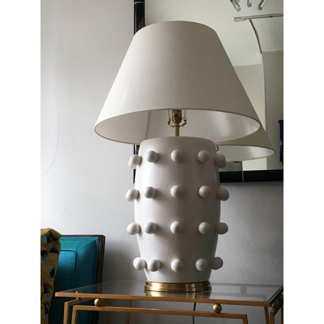 Sculptural Table Lamp - Image 4 of 4