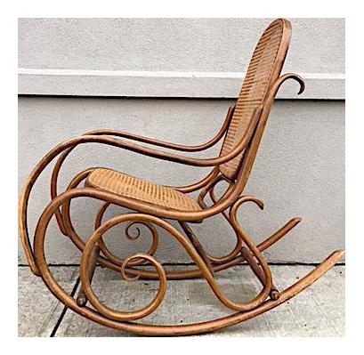 Beliebt Vintage & Used Rocking Chairs | Chairish YD88