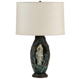 Marcello Fantoni Chinese Scholar Table Lamp