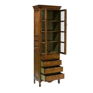 Sarreid Ltd. Vintage Document Cabinet
