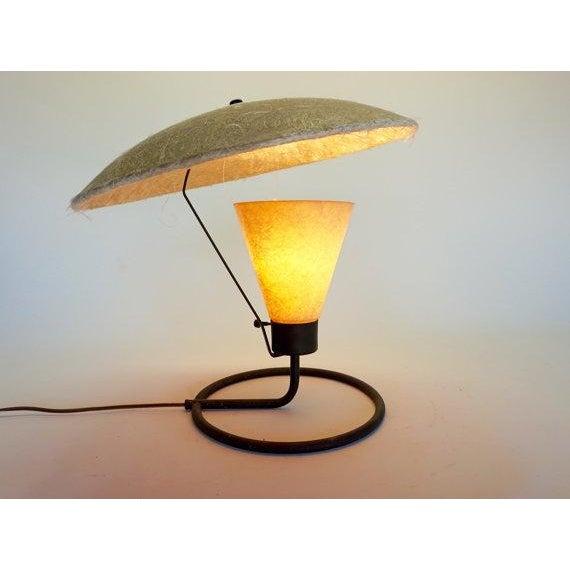 Mitchel Bobrick Style Table Lamp - Image 3 of 6