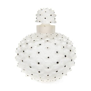 """Lalique """"Cactus"""" Art Glass Perfume Bottle"""