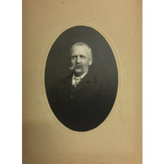 Turn-of-the-Century Grandfather Portrait