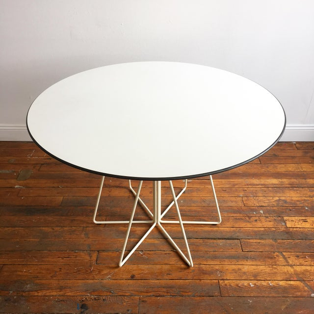 Knoll PaperClip Dining Table - Image 3 of 11