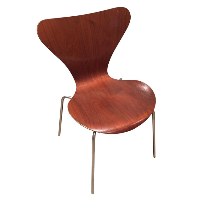 Fritz Hansen Series 7 Dining Chairs- Set of 6 - Image 1 of 10