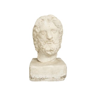 Stone Grecian Bust