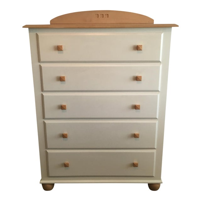 Image of Ethan Allen Maple Dresser