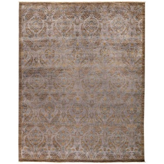 "Vibrance, Hand Knotted Area Rug - 8' 2"" x 10' 3"""