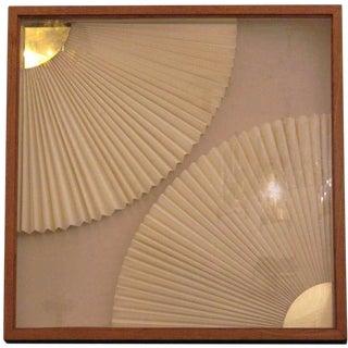 Greg Copeland Layered Paper Sculpture