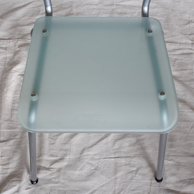 Tim Power for Zeritalia Glass Chip Chairs - A Pair - Image 4 of 10