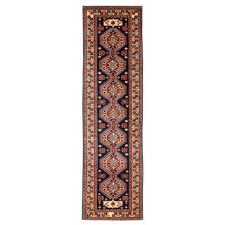 "New Traditional Hand Knotted Runner - 2'7"" x 9'5"""