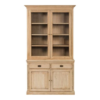 Sarreid Ltd White Cedar Cupboard