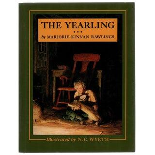 "1985 ""The Yearling"" Majorie Kinnan Rawlings Book"