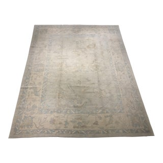 "Bellwether Rugs Vintage Inspired Turkish Oushak Area Rug - 9'2"" x 12'3"""