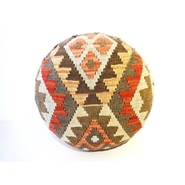 Image of Turkish Kilim Ottoman