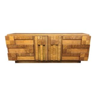 Brutalist Mosaic Dresser