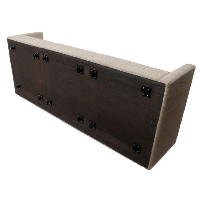Image of Knoll Long & Low Sofa w/ Original Upholstery