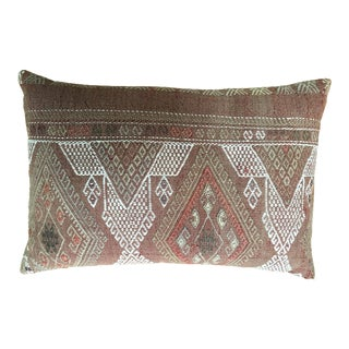 Vintage Hand-Made Pillow