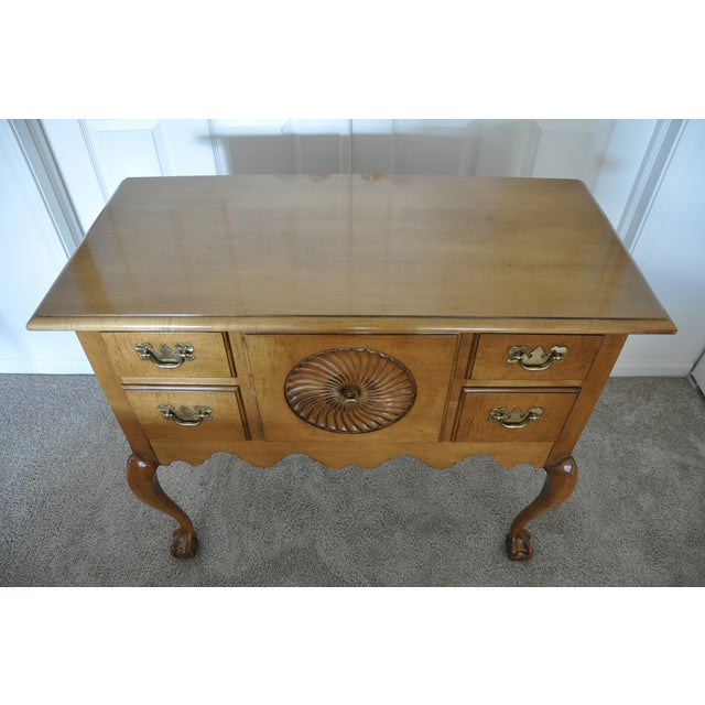 Baker Furniture Lowboy Chest Console - Image 7 of 8