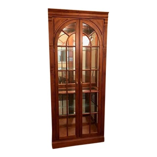 Knob Creek Cherrywood China Cabinet
