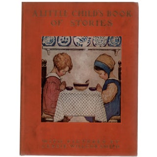"1935 ""A Little Child's Book of Stories"" Book"