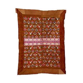 Antique Chinese Heirloom Bridal Blanket