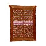 Image of Antique Chinese Heirloom Bridal Blanket