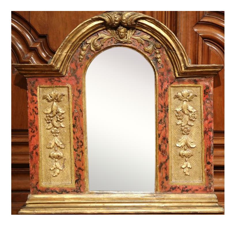 Baroque Wall Mirror vintage & used baroque mirrors | chairish