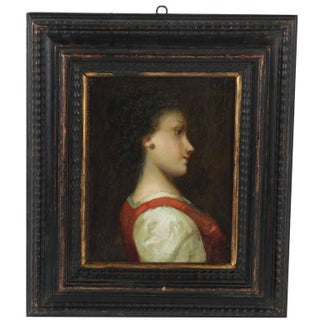 18th Century, Italian Portrait