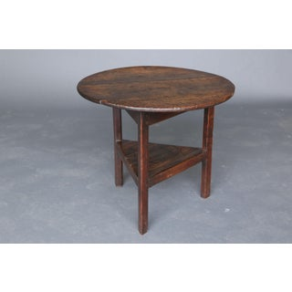 18th Century Cricket Table