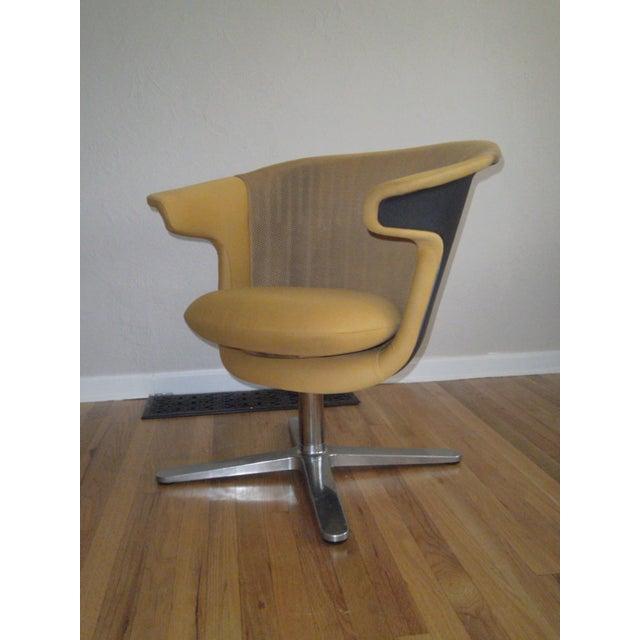 Image of Steelcase Ergononic i2i Chairs - Set of 4