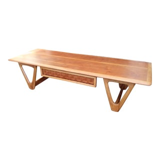 Lane Wooden Coffee Table