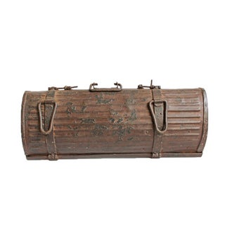 Vintage Iron Writing Case