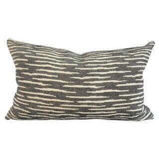Textured Lumbar Pillow