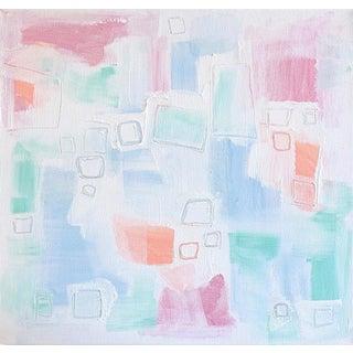 """Linnea Heide """"Girls Will Be Girls"""" Original Abstract Painting"""