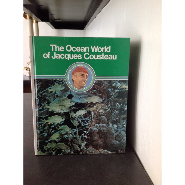 Vintage Jacques Cousteau Volume Books - Set of 20 - Image 6 of 6