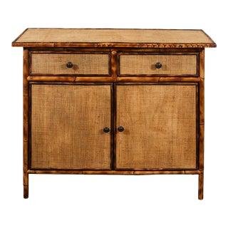 JW Custom Line Bamboo Cabinet/Console
